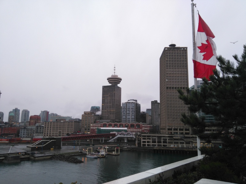 # Vancouver – jours 10 & 11